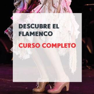Descubre el Flamenco - Curso completo